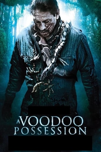 Poster of Voodoo Possession