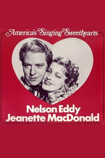 Poster of Nelson and Jeanette: America's Singing Sweethearts
