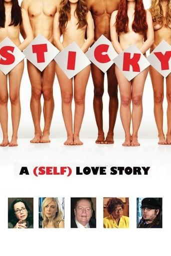 Poster of Sticky: A (Self) Love Story