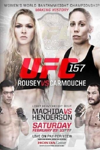 UFC 157 Rousey vs. Carmouche - Prelims