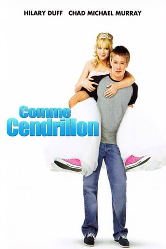 Poster of Comme Cendrillon