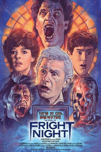 Poster of You're So Cool Brewster! The Story of Fright Night