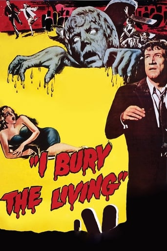 Poster of I Bury the Living