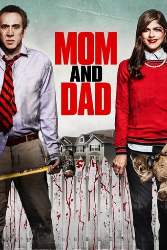 Poster of Mom and Dad