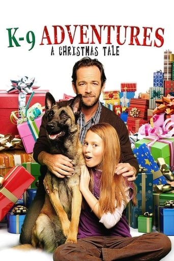 Poster of K-9 Adventures: A Christmas Tale