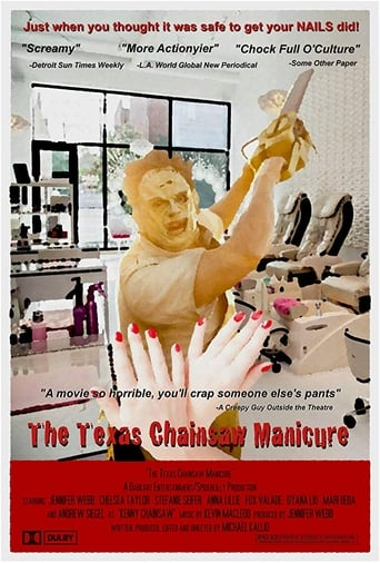 Poster of The Texas Chainsaw Manicure