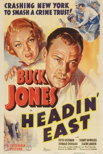 Poster of Headin' East