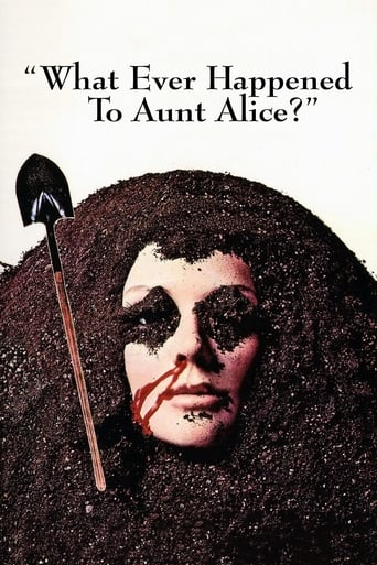 Poster of What Ever Happened to Aunt Alice?
