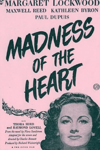 Poster of Madness of the Heart