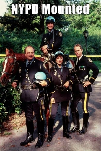 Poster of NYPD Mounted