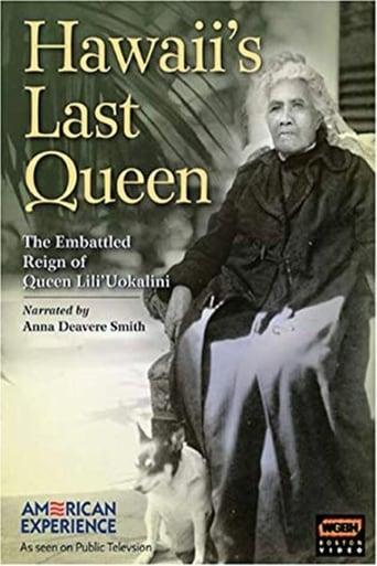 Poster of Hawaii's Last Queen