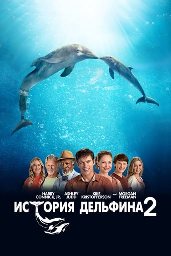 Poster of История дельфина 2