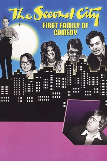 Poster of Second City: First Family of Comedy