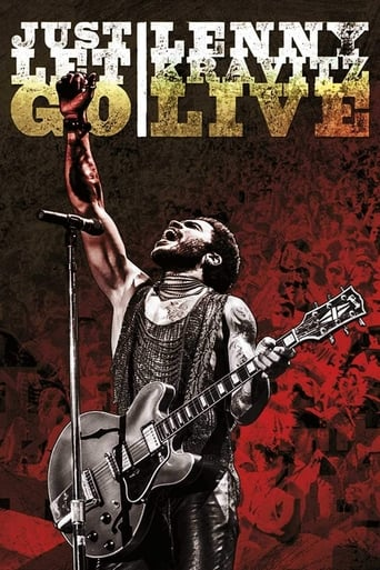 Poster of Just Let Go: Lenny Kravitz Live
