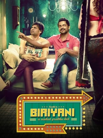 Poster of Biriyani