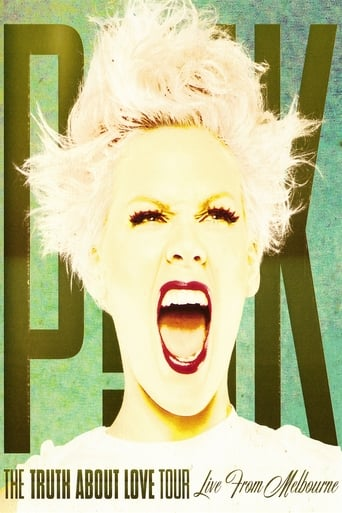 Poster of P!nk: The Truth About Love Tour - Live from Melbourne