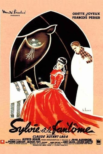 Poster of Sylvia and the Ghost