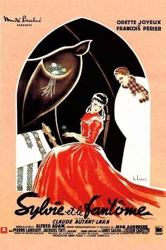 Poster of Sylvia und das Gespenst