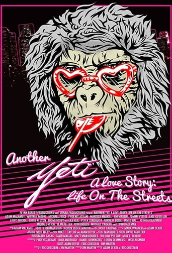 Poster of Another Yeti a Love Story: Life on the Streets