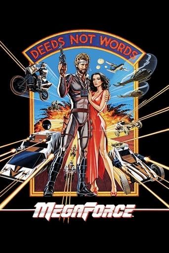 Poster of Megaforce