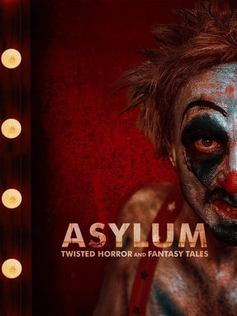 Poster of Asylum: Twisted Horror & Fantasy Tales