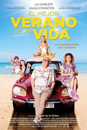 Poster of El mejor verano de mi vida