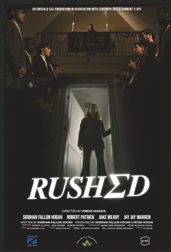 Poster of Rushed