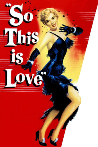 Poster of So This Is Love