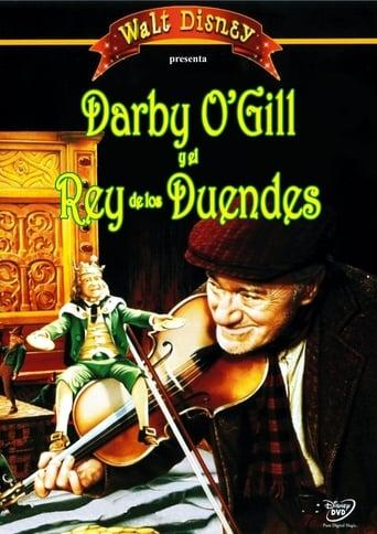 Poster of Darby O'Gill y el rey de los duendes