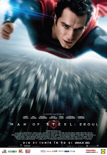 Poster of Man of Steel: Eroul