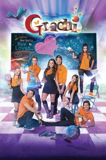 Poster of Grachi