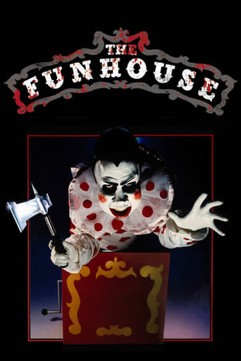 Poster of The Funhouse