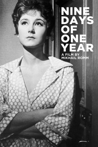 Poster of Nine Days of One Year