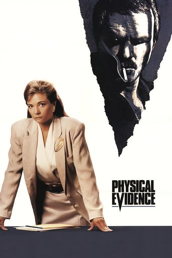 Poster of Physical Evidence