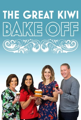 Poster of The Great Kiwi Bake Off