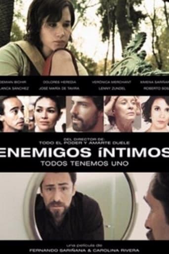 Poster of Enemigos íntimos