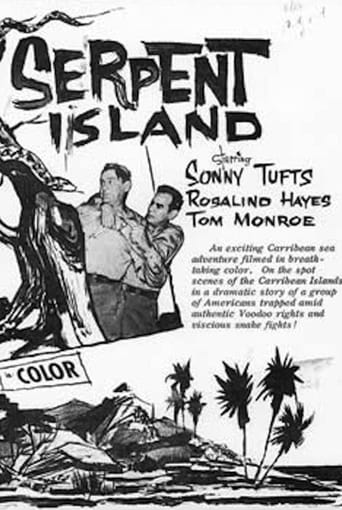 Poster of Serpent Island