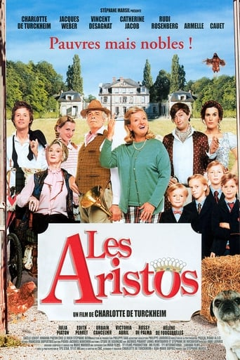 Poster of Les aristos