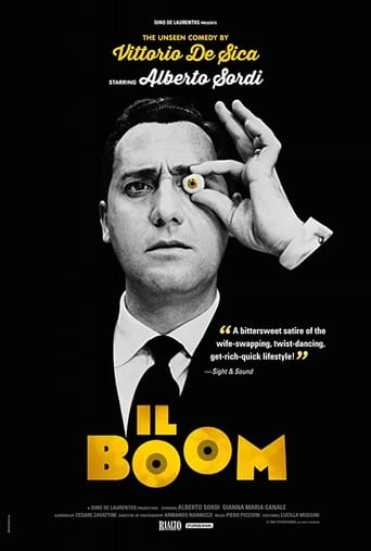 Poster of The Boom
