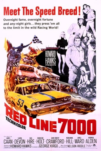 Poster of Red Line 7000