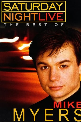 Poster of Saturday Night Live: The Best of Mike Myers