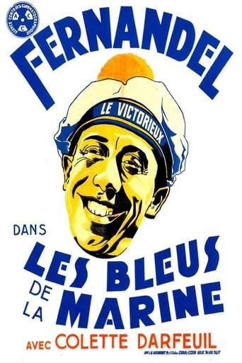 Poster of Les bleus de la marine