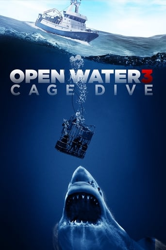 Poster of Open Water 3 : Cage Dive