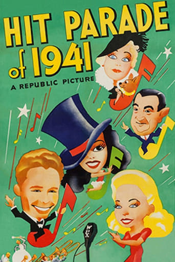 Poster of Hit Parade of 1941