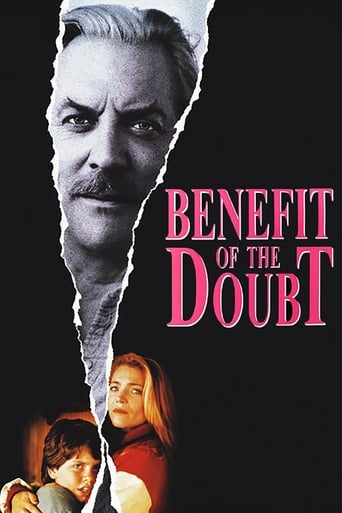 Poster of Benefit of the Doubt