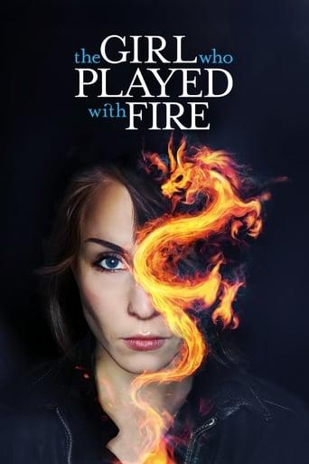 Poster of Flickan som lekte med elden