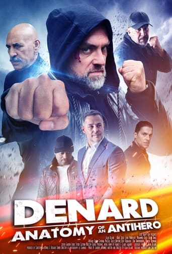 Poster of Denard: Anatomy of an Antihero