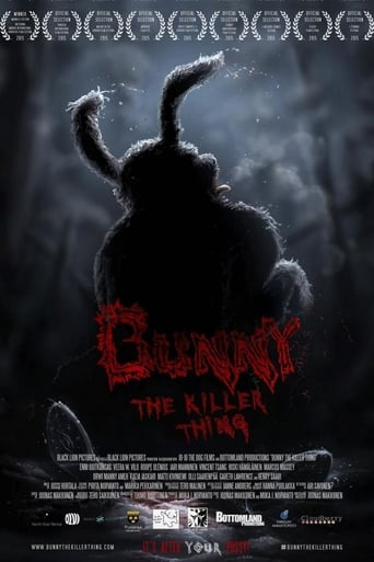 Poster of Bunny the Killer Thing