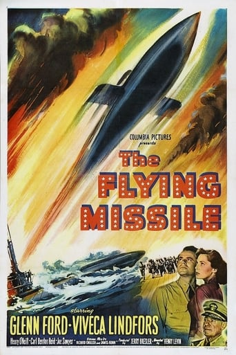 Poster of The Flying Missile
