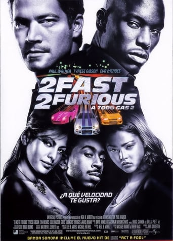 Poster of 2 Fast 2 Furious: A todo gas 2